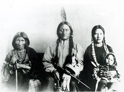 Native Americans Vote