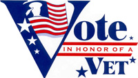 Vote in Honor of a Veteran