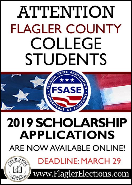 2019 FSASE Scholarship Information