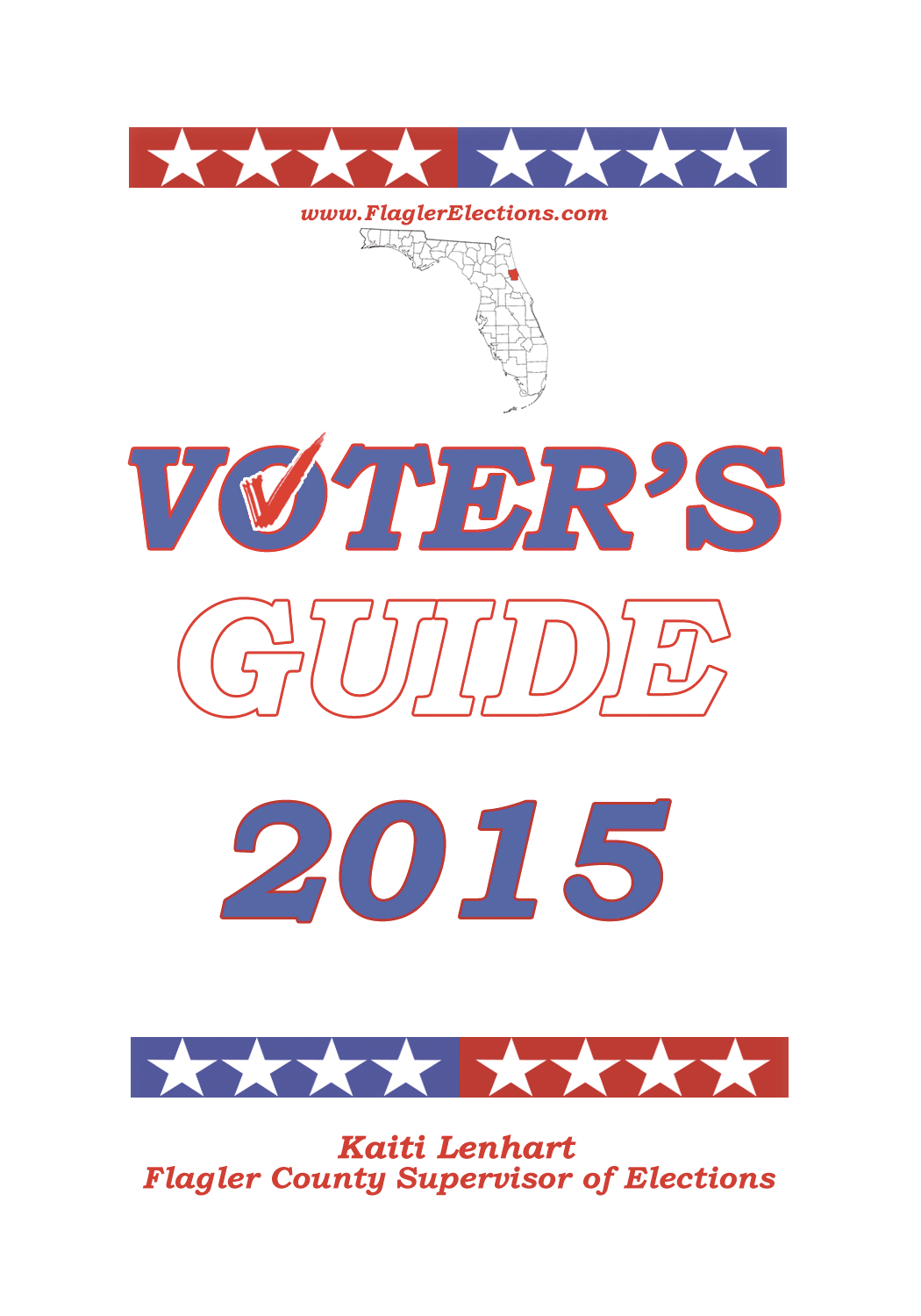 2015 Voter's Guide