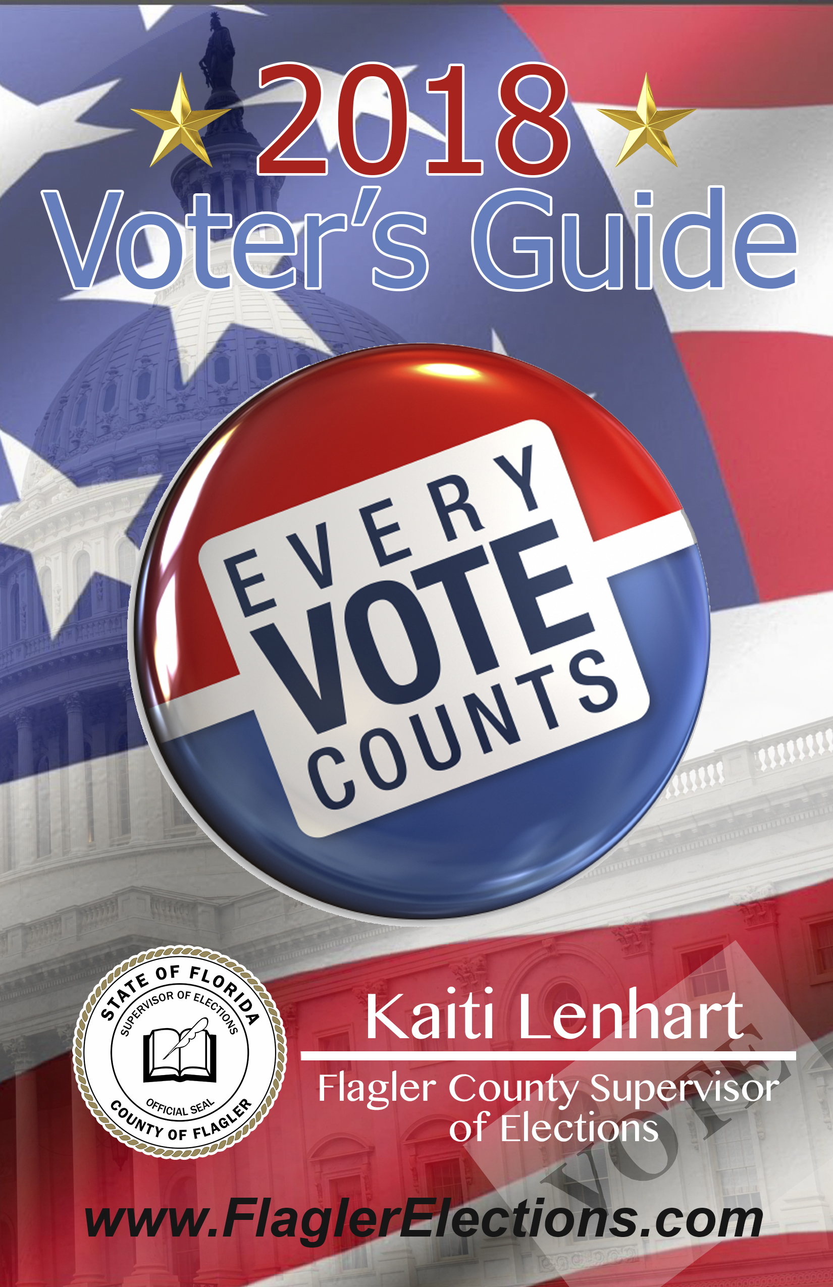 2018 Voter's Guide
