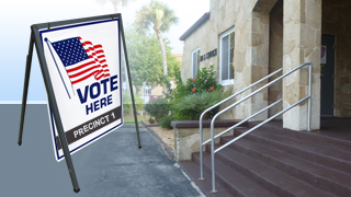 Election Day Voting in Flagler County