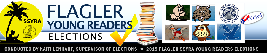 Flagler Young Readers SSYRA Elections